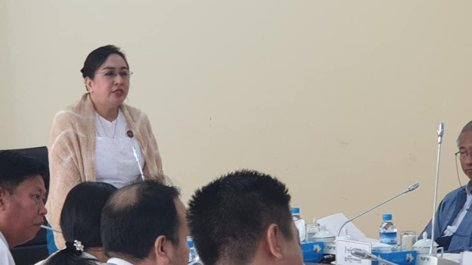 ပင်စင်ဦးစီးဌာန၏ (၂၀၁၉-၂၀၂၀) ခုနှစ်၊ ဘဏ္ဍာရေးနှစ် ငွေလုံးငွေရင်းအသုံးစရိတ်မှ National Consultant (၁) ဦးငှားရမ်းခြင်းအတွက် Interview စစ်ဆေးခြင်းနှင့် ရုံးချုပ်နှင့်ပြည်နယ်တိုင်း(၁၉)ရုံးတို့တွင် Internet Line များ ချိတ်ဆက်ဆောင်ရွက်သည့်လုပ်ငန်းဆိုင်ရာကိစ္စရပ်များအတွက် Technical Proposal ဖွင့်ဖောက်စစ်ဆေးခြင်းကို (၂၈.၂.၂၀၂၀) ရက်နေ့တွင် ဆောင်ရွက်ခြင်း