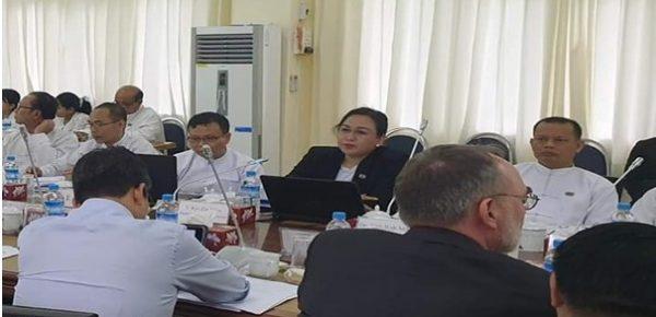ပင်စင်စနစ်ပြုပြင်ပြောင်းလဲရေးစီမံချက်အတွက် ဖွံ့ဖြိုးမှုမိတ်ဖက် အဖွဲ့အစည်းများနှင့် နည်းပညာပူးပေါင်းဆောင်ရွက်ရန် Technical Consultation Meeting ဆောင်ရွက်ခြင်း